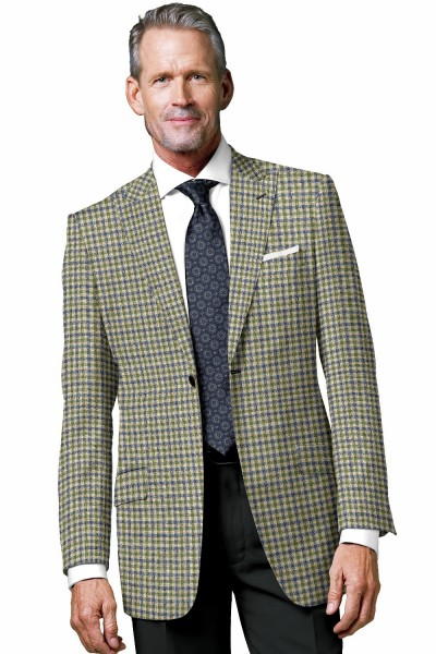 CSC_C102_Peak_Front_new_w_m-Lime Blue Cream Check