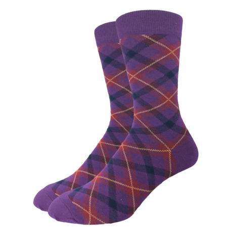 Purple Plaid1154