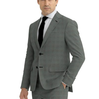 lt grey sharkskin